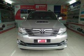 Bán xe Toyota Fortuner dầu 2016, màu bạc giá 940 triệu tại Tp.HCM