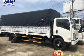 Đánh giá xe tải Isuzu 8 tấn, đặc điểm loại xe tải 8 tấn/ thùng dài 7 mét. giá 150 triệu tại Bình Dương