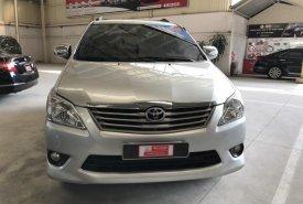 Bán xe Innova G số tự động sản xuất 2012 màu bạc, giảm ngay 20 tr cho KH thiện chí mua  giá 580 triệu tại Tp.HCM