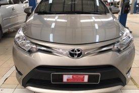 Cần bán Toyota Vios đời 2017, màu nâu, 540tr giá 540 triệu tại Tp.HCM