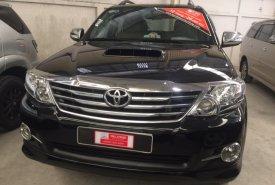 Bán Toyota Fortuner dầu năm 2016, màu đen giá 923 triệu tại Tp.HCM