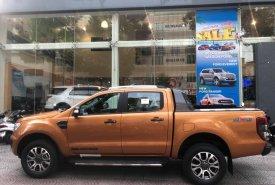 Cần bán Ford Ranger Wildtrak 2.0 4x4 Bi Turbo đời 2018 giá cạnh tranh giá 918 triệu tại Tp.HCM