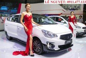 Bán Attrage xe nhập khẩu, góp 90% xe, rẻ nhất Đà Nẵng - Quảng Nam, LH: 0911477123- 0988.799.330 Lê Nguyệt giá 375 triệu tại Quảng Nam