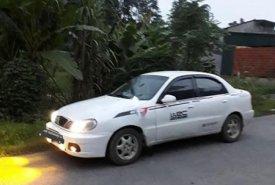 Bán ô tô Daewoo Lanos SX năm 2001, màu trắng giá 70 triệu tại Lào Cai