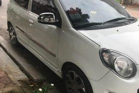 Bán xe Kia Morning SX 1.1 MT Sport năm 2011, màu trắng số sàn giá 218 triệu tại Hải Dương