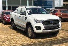 Bán xe Ford Ranger WT 2.0 Turbo kép 4x4, màu trắng, xe có sẵn, nguyên giá tặng phim cách nhiệt 3M, LH 0906.841.502 giá 918 triệu tại Bình Phước
