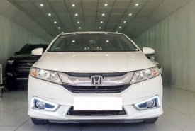 Cần bán gấp Honda City 1.5 AT năm 2017, màu trắng giá 555 triệu tại Hà Nội