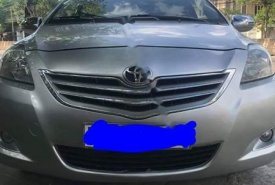 Bán xe Toyota Vios 1.5E đời 2010, màu bạc, giá 348tr giá 348 triệu tại Tp.HCM