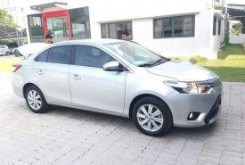 Gia đình bán xe Toyota Vios 2016, màu bạc giá 485 triệu tại Tp.HCM