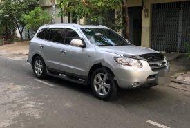 Cần bán Hyundai Santa Fe đời 2009, màu bạc, nhập khẩu giá 660 triệu tại Tp.HCM