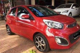 Cần bán Kia Morning S sản xuất 2014, màu đỏ giá 320 triệu tại Đắk Lắk