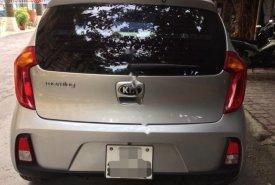 Bán ô tô Kia Morning MT 1.25 đời 2016, màu bạc số sàn giá cạnh tranh giá 250 triệu tại Hải Phòng