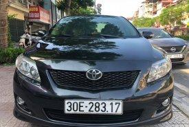 Bán ô tô Toyota Corolla altis 2.0VAT năm 2009, màu đen giá cạnh tranh giá 495 triệu tại Hà Nội