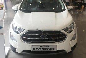 Cần bán xe Ford EcoSport Titanium 1.5L AT đời 2018, màu trắng giá 622 triệu tại Hà Nội