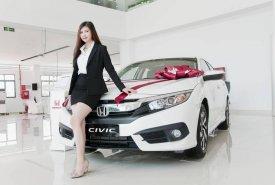 Bán Honda Civic mới 2018, hỗ trợ trả góp ưu đãi giá 763 triệu tại Long An