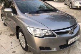 Bán xe Honda Civic sản xuất 2008, màu xám chính chủ giá 323 triệu tại Hà Nội