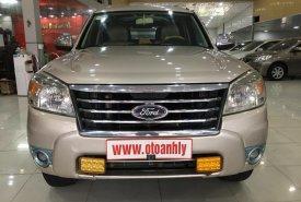 Bán ô tô Ford Everest 2.5MT năm sản xuất 2009, màu kem (be), 455 triệu giá 455 triệu tại Phú Thọ