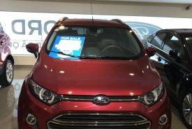Cần bán gấp Ford EcoSport 1.5L Titanium đời 2016, màu đỏ, còn mới, 510tr giá 510 triệu tại Tp.HCM