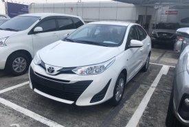 Bán xe Toyota Vios 1.5 MT đời 2019, xe đủ màu giao ngay, liên hệ ngay để được báo giá tốt giá 516 triệu tại Tp.HCM