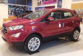 Bán Ford EcoSport 1.5L Titanium AT đời 2018, màu đỏ, giá chỉ 620 triệu liên hệ 0911997877 giá 620 triệu tại Hà Nội