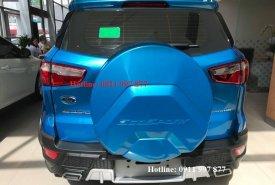 Bán Ford EcoSport 1.5L Titanium AT đời 2019, màu xanh lam, 620 triệu giá 600 triệu tại Hòa Bình