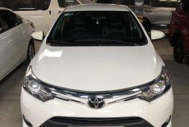 Bán Toyota Vios tự động đời 2016, màu trắng giá 560 triệu tại Tp.HCM