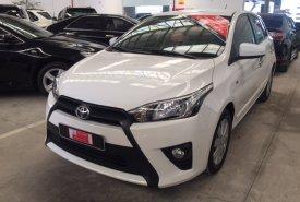 Bán Toyota Yaris E đời 2015, màu trắng, nhập khẩu giá 570 triệu tại Tp.HCM