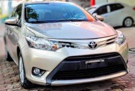 Bán Toyota Vios MT sản xuất 2017, màu vàng như mới, giá chỉ 515 triệu giá 515 triệu tại Hà Nội