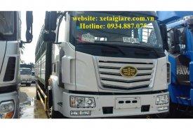 Bán xe tải Faw 8T (8 tấn) nhập khẩu nguyên chiếc, thùng siêu dài 9.8m giá 930 triệu tại Tp.HCM