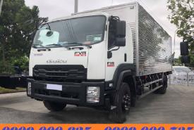 Xe tải Isuzu 8t2 thùng kín|Isuzu FVR34QE4|Isuzu 8.2 tấn-isuzu 8tan2-isuzu 8.2T  giá 750 triệu tại Tp.HCM
