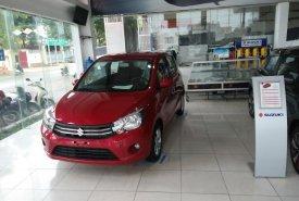 Cần bán xe Suzuki Celerio đời 2018, màu đỏ, xe nhập, giá 359tr giá 359 triệu tại Lạng Sơn