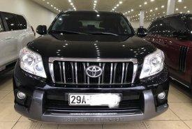 Bán ô tô Toyota Prado TXL 2.7 năm 2012, màu đen, nhập khẩu nguyên chiếc giá 1 tỷ 380 tr tại Hà Nội