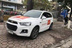 Bán Chevrolet Captiva sản xuất năm 2017, màu trắng   giá 745 triệu tại Hà Nội