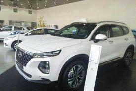 Sự chờ đợi của năm: Hyundai Santa Fe 2019 bản máy dầu 2.2 đặc biệt giá 1 tỷ 195 tr tại Tp.HCM