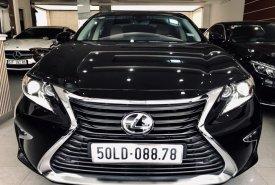 Bán Lexus ES 250 năm 2016, màu đen, nhập khẩu nguyên chiếc giá 2 tỷ 90 tr tại Tp.HCM