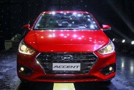 |Hyundai Huế| Hyundai Accent 1.4 AT Full đời 2019, màu đỏ giá 540 triệu tại TT - Huế