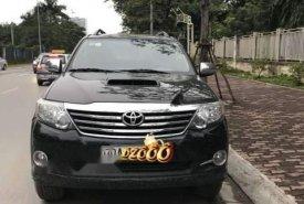 Cần bán xe Toyota Fortuner sản xuất năm 2015, màu đen, 835 triệu giá 835 triệu tại Bắc Ninh