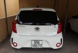 Cần bán gấp Kia Morning Si 1.25 MT sản xuất 2015, màu trắng xe gia đình giá cạnh tranh giá 295 triệu tại Hà Nội