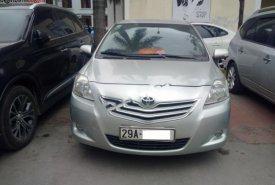 Bán ô tô cũ Toyota Vios 1.5G năm 2010, màu bạc   giá 395 triệu tại Hà Nội