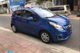 Bán ô tô Chevrolet Spark sản xuất 2016, màu xanh lam chính chủ giá 265 triệu tại Đắk Lắk