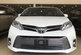 Bán Toyota Sienna 3.5 Limited,2019, màu trắng,nội thất nâu, mới 100%.xe giao ngay.LH: 0906223838 giá 4 tỷ 180 tr tại Hà Nội
