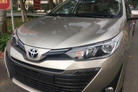 Bán Toyota Vios 1.5G AT 2019, giảm giá + tặng BHVC + phụ kiện, đủ màu, giao ngay, hỗ trợ góp giá 586 triệu tại Tp.HCM
