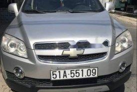 Cần bán xe Chevrolet Captiva đời 2009, màu bạc, nhập khẩu xe gia đình giá 300 triệu tại Tp.HCM