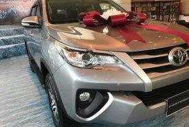 Bán ô tô Toyota Fortuner 2.4G 4x2 MT sản xuất năm 2019, màu bạc  giá 1 tỷ 26 tr tại Tp.HCM