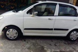 Bán Chevrolet Spark sản xuất 2009, màu trắng xe gia đình, giá tốt giá 99 triệu tại Ninh Bình