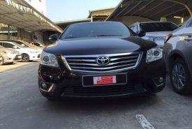 Bán Toyota Camry 2.4G đời 2011, màu đen giá 710 triệu tại Tp.HCM