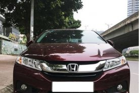 Bán xe Honda City AT đời 2017, màu đỏ, còn mới giá 535 triệu tại Tp.HCM