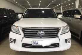 Cần bán gấp Lexus LX 570 2014, màu trắng, nhập khẩu chính hãng  giá 4 tỷ 520 tr tại Hà Nội