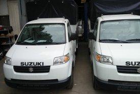 Cần bán xe Suzuki Super Carry Pro 2018 đời 2018, màu trắng, thùng ngắn, thùng dài, thùng kín giá 336 triệu tại Lạng Sơn