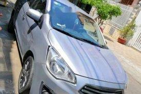 Cần bán lại xe Mitsubishi Attrage sản xuất năm 2017, màu bạc giá 315 triệu tại Đà Nẵng